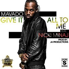Cover art for Give It All To Me (Remix) (feat. Nicki Minaj)