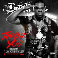 Cover art for Thank You (feat. Q-Tip, Kanye West & Lil Wayne)