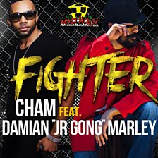 Cover art for Fighter (feat. Damian Marley)