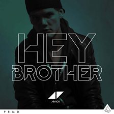 Cover art for Hey Brother