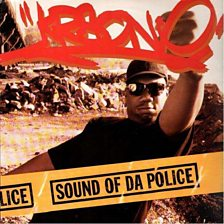 Cover art for Sound Of Da Police.