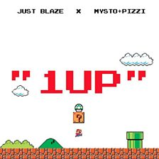 Cover art for 1 UP (feat. Pizzi and Mysto)