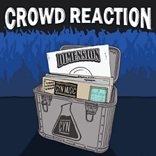 Cover art for Crowd Reaction VIP