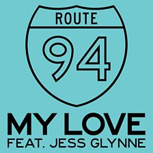 Cover art for My Love (feat. Jess Glynne)