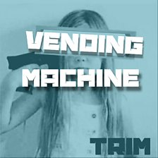 Cover art for Vending Machine