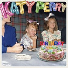 Cover art for Birthday