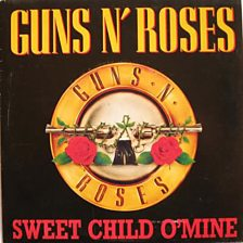 Cover art for Sweet Child O' Mine