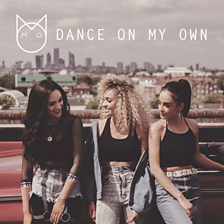 Cover art for Dance On My Own