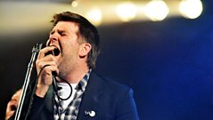 LCD Soundsystem - NME/Radio 1 Stage