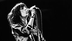 Patti Smith on life and death