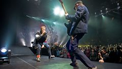 Coldplay on hypnosis and beatboxing