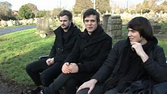 Sound of 2009 - White Lies from station to studio