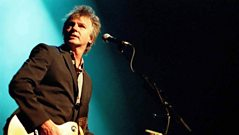 Neil Finn and Nick Seymour discuss coming back together after a 10 year break
