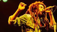 Bob Marley on politics and his Rastafarian faith