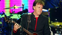Paul McCartney talks about recording at Abbey Road