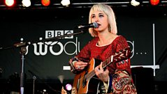 Joy Formidable - Surprise guests on the BBC Introducing stage