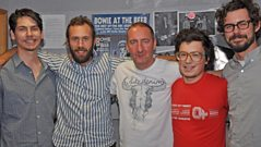 White Denim - Interview with Marc Riley