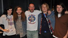 Ty Segall joins Marc Riley in the studio
