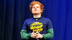 Ed Sheeran and Rizzle Kicks jam out a special version of You Need Me