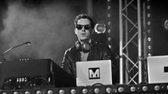 Magnetic Man - Radio 1's Hackney Weekend