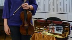 Violin Partita No 3 in E major