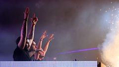 Swedish House Mafia - Radio 1's Hackney Weekend