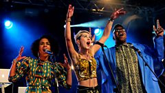 Rudimental - Radio 1's Hackney Weekend