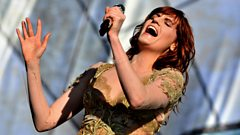Florence + The Machine - Radio 1's Hackney Weekend