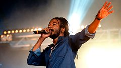Gyptian ft. Ice Prince - Radio 1's Hackney Weekend
