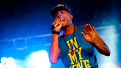 B.o.B - Radio 1's Hackney Weekend