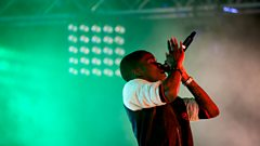Tinchy Stryder - Radio 1's Hackney Weekend