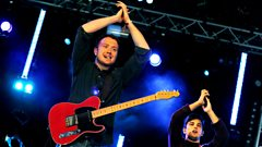 Bombay Bicycle Club - Radio 1's Hackney Weekend