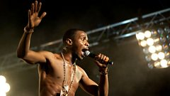 D'Banj - Radio 1's Hackney Weekend