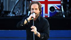 Alfie Boe talks to Simon Mayo