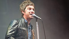 Noel Gallagher's High Flying Birds 2012 clips