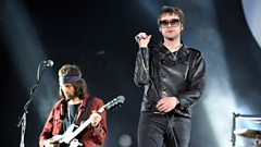 Kasabian highlights from T in the Park