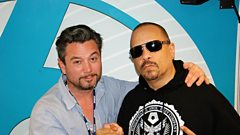 Ice-T - Interview with Huey Morgan
