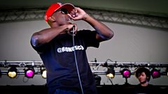 R.I.O at Reading Festival 2012