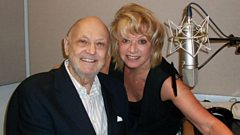 Composer Charles Strouse chats with Elaine
