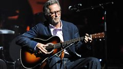 Eric Clapton talks about his album Eric Clapton Unplugged