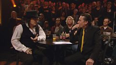 Adam Ant chats to Jools
