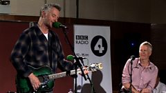 Video: Billy Bragg plays Ideology