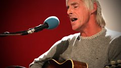 Video: Paul Weller plays Carnation