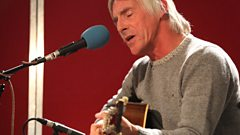 Video: Paul Weller plays new song Gravity