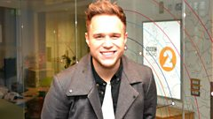 Olly Murs chats to Steve Wright