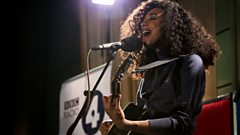 Video: Corinne Bailey Rae sings I'd Do It All Again