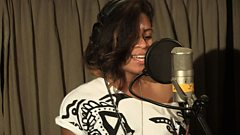 AlunaGeorge - You Know You Like It live from Maida Vale