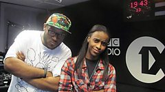 Angel Haze talks to MistaJam