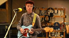 King Krule - Baby Blue live from Maida Vale