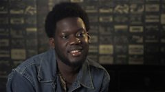 Michael Kiwanuka talks about 2012